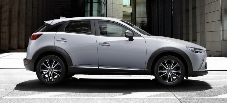 Mazda CX-3 2016 Precios y características