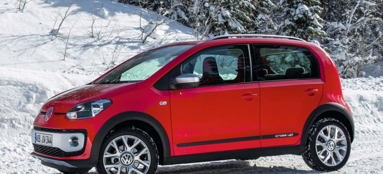 Volkswagen Cross Up! 2016