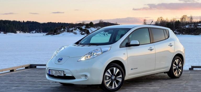 Nissan Leaf precios y características