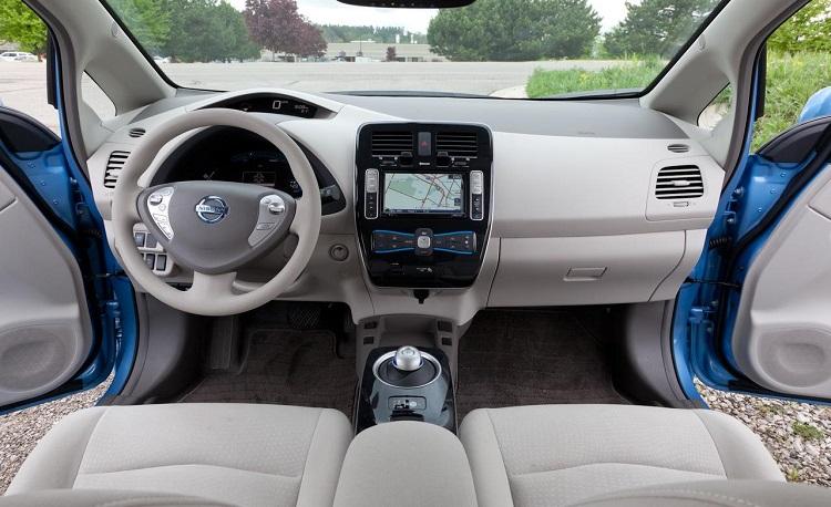 Nissan Leaf precios y características - Revista automotriz